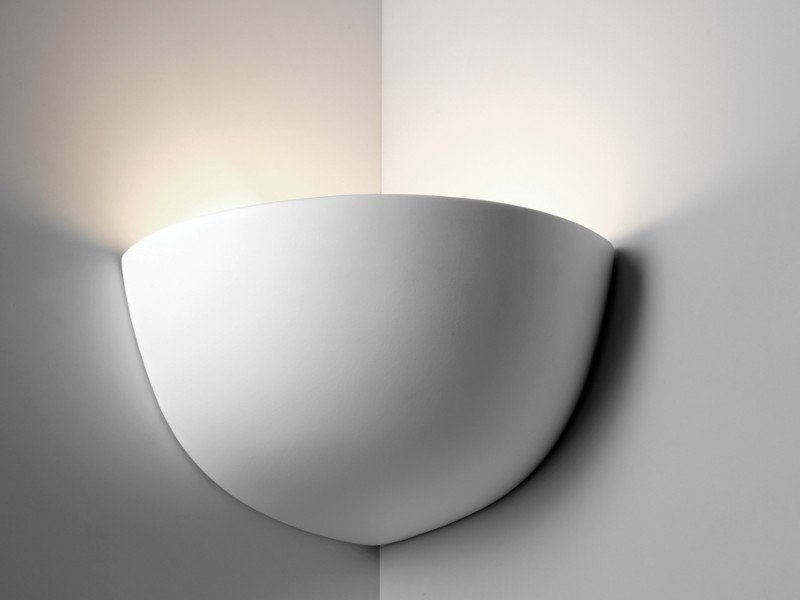 Belfiore lampada da parete ceramica