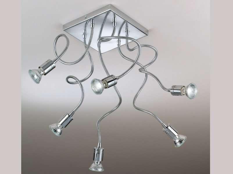 Lampade da soffitto illuminazione materiale ceramica di comilux