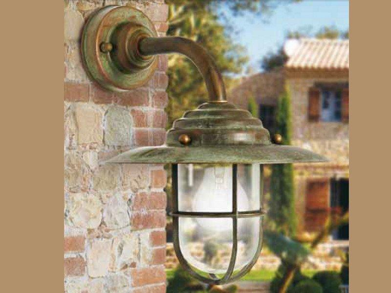 Moretti luce lampada da parete 134 antique