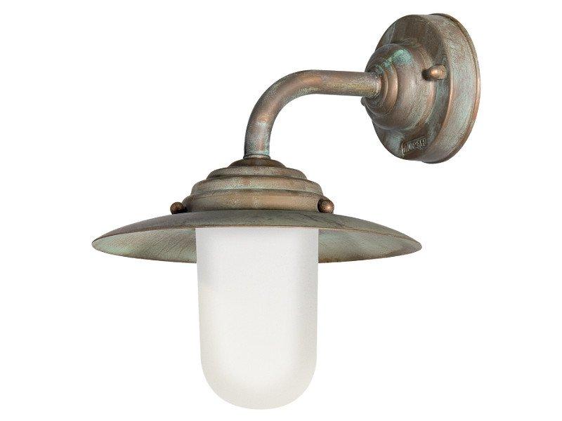 Moretti luce lampada da parete 133 antique
