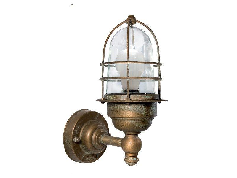 Moretti luce lampada da parete 1852