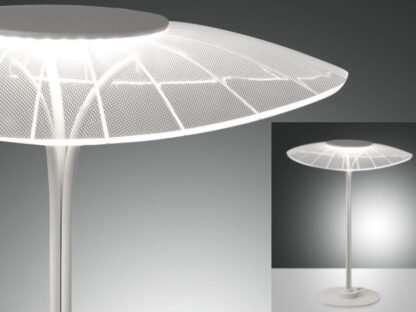 lampada da tavolo vela con dettaglio