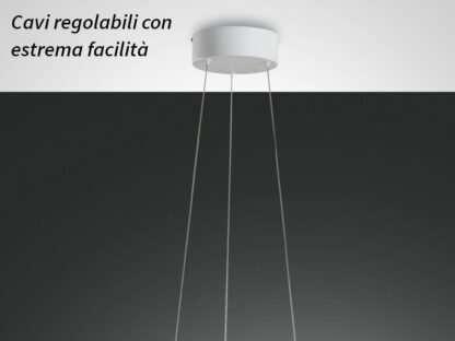 sospensione vela grande