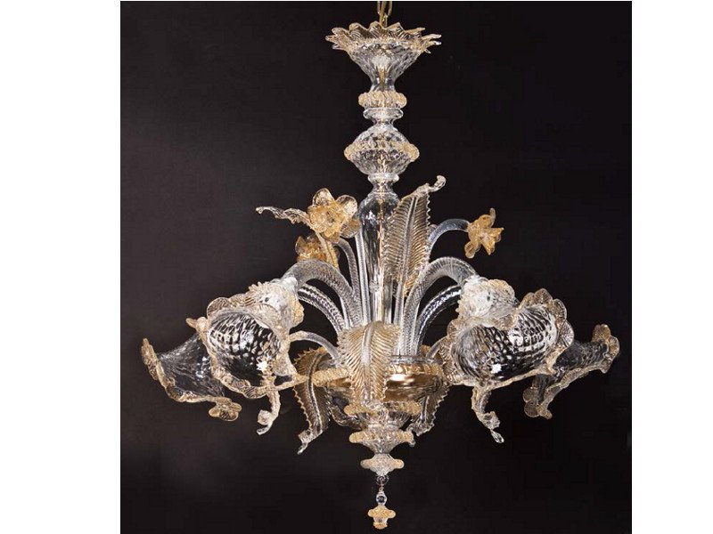 Plafoniere Cristallo Classiche : Cr lampadari cristallo oro luci