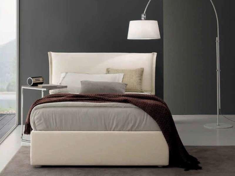 Letto Rustico Una Piazza E Mezza : Ergogreen letto imbottito asia una piazza e mezza