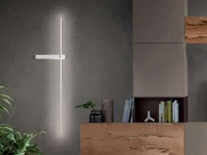 applique tangent bianca illuminata