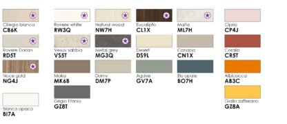 colori colombini per letti
