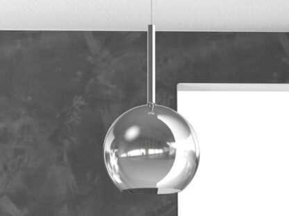 vetro sospensione future cromo