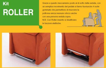 kit roller il benessere
