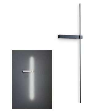 lampada da parete tangent
