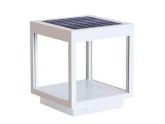 lampada solare visor