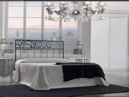 letto elise con decoro florentia bed