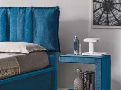letto santorini blu target