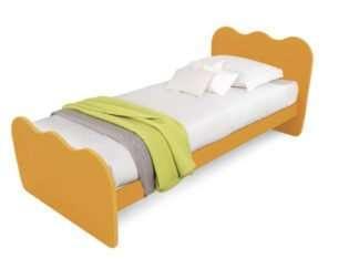 letto wave albicocca
