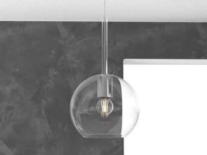 vetro sospensione future trasparente