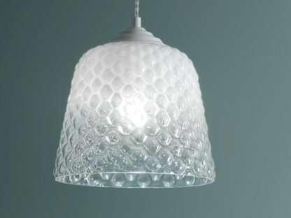 vetro bianco sospensione alice
